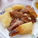Psitos (Roasted Pork and Potatoes) - Crete, Greece