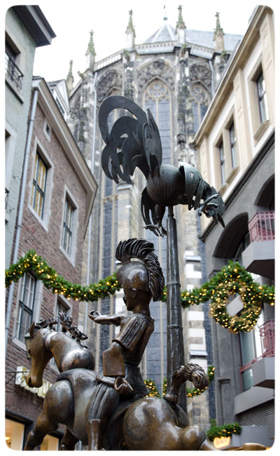 Sculpture-Aachen-Germany