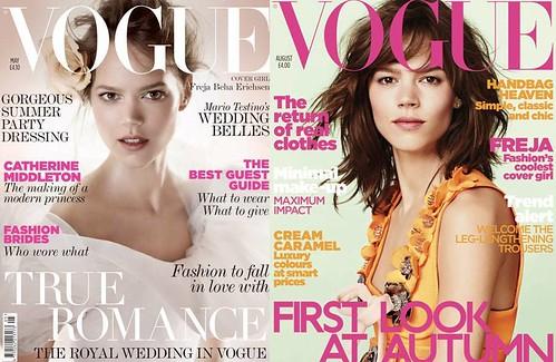 Freja-Beha-Erichsen-portadas-Vogue