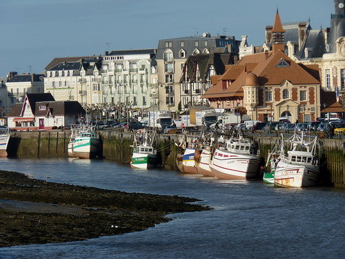 Trouville under the sun by la casa a pois