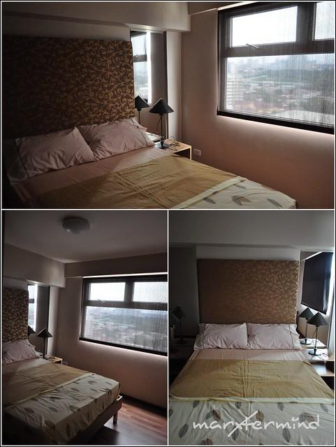 Shaw Residenza Master's Bedroom