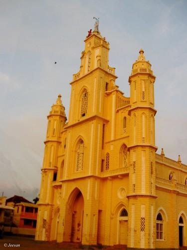 St. Andrew's Church, Manakudy