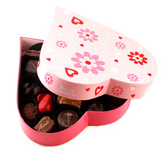 See's Candies Sweetheart Box