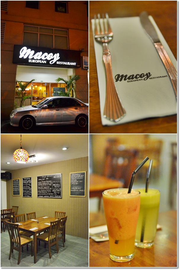 Macoy European Restaurant