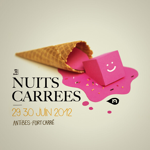 Nuits carrees 2012