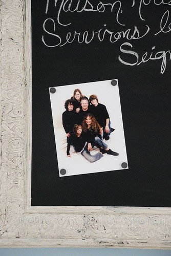 Magnetic Chalkboard Redo