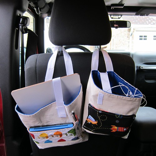 Back Seat Tote