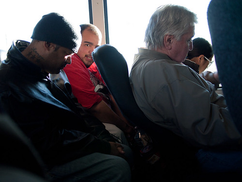 Morning Passengers