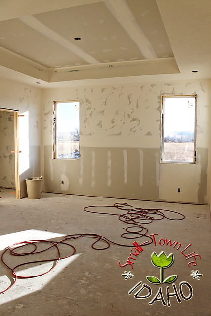 Do It Yourself Home Design: DIY Master Bedroom Wood Coffered Ceiling