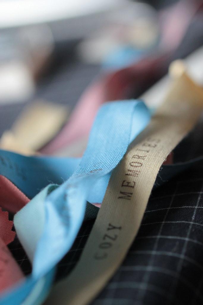 stamping cotton tape