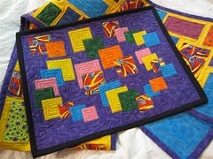 Quilts Built by Imagination