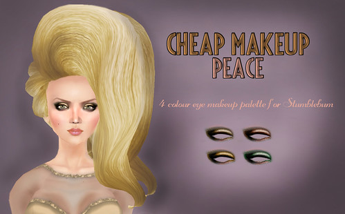 Eyemakeup pack for Stumblebum
