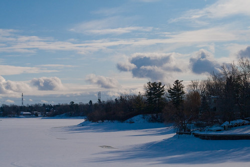 Mooney's Bay, Ottawa