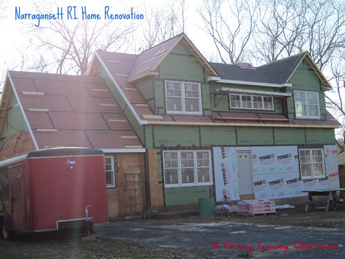 Narragansett RI Home Renovation