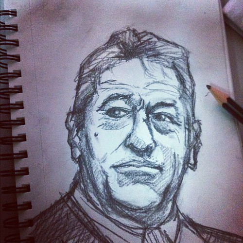 What was supposed to be Robert Deniro LOL