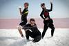 Charlies Angels in Sea Foam