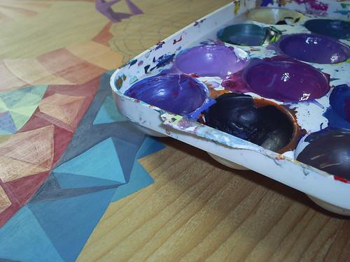 """proceso """"Plegados de Color"""" by Bugambilö"""