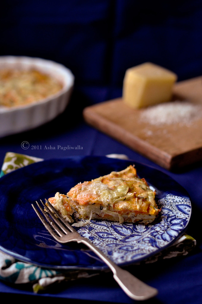 Sweet Potato & Fennel Frittata