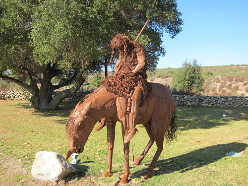 scrap metal sculpture, Ricardo Breceda IMG_9266