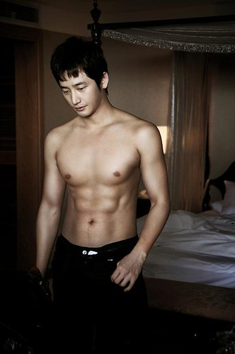 Park Shi Hoo's Sexy Six Packs