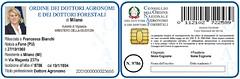 smart card CONAF