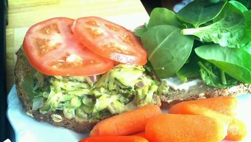 Golden Zucchini Sandwich Recipes — Dishmaps