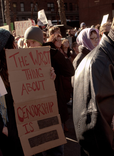 The Worst Thing About Censorship