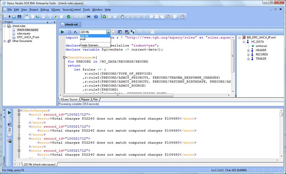 Stylus Studio XQuery Editor | Stylus Studio XQuery Editor pr… | Flickr