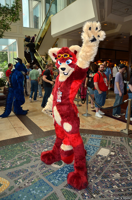 Anthrocon 2016 Roaring Twenty Quot Fur Fun And So Much