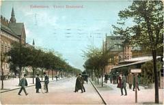 Vintage Copenhagen - HC Andersens Blvd 1907