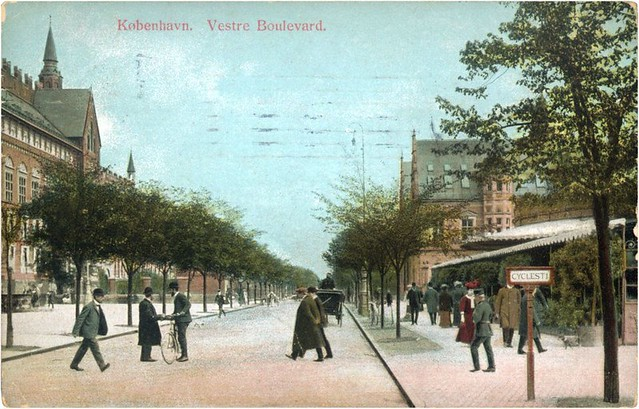 Vintage Copenhagen - HC Andersens Blvd 1904