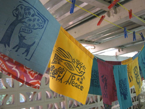 happiness flags 2