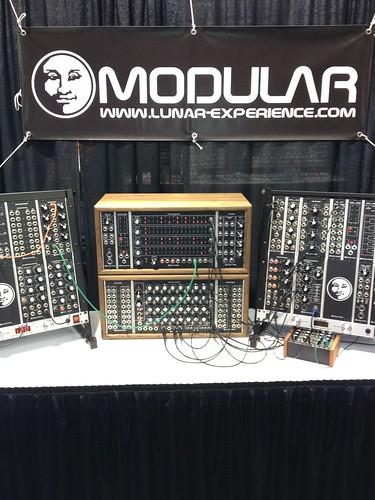 NAMM 2012 - Modular