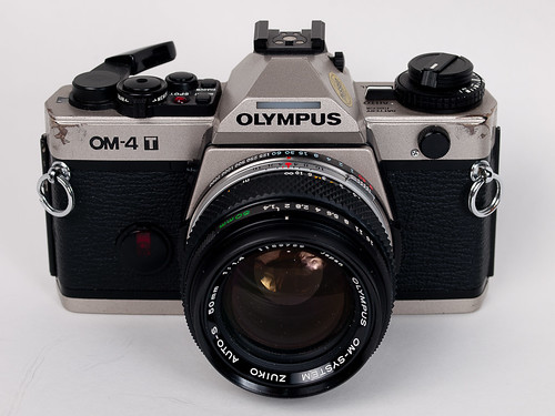 OM-4T Top Deck View