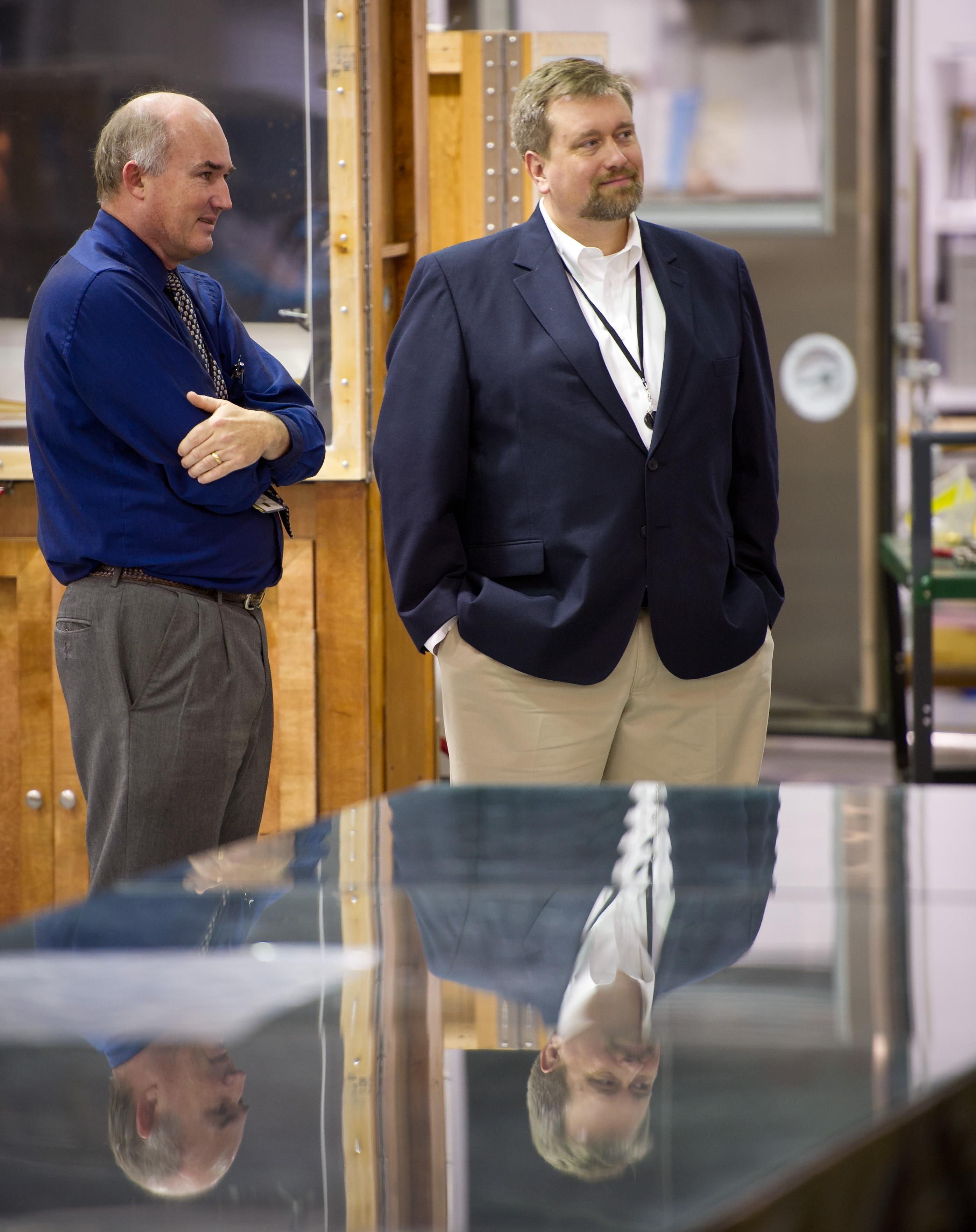 NASA Chief Technologist Visits NASA Wallops ...