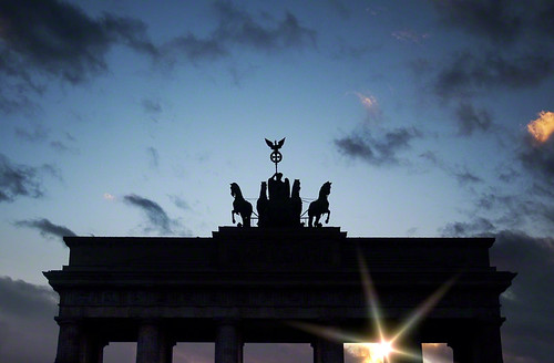 Quadriga, Brandenburg Gate, Berlin, Germany