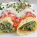Canelones de Espinaca y Ricota | Spinach and Ricotta Cannelloni