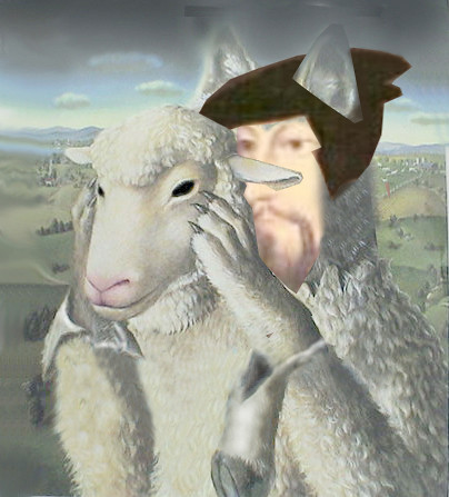 John Calvin... A Wolf (Jew) In Sheep's Clothing
