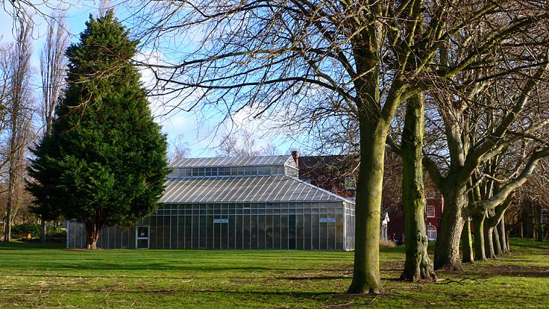 Sir Joseph Banks Conservatory
