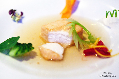 Inside the Scallop (7th course)