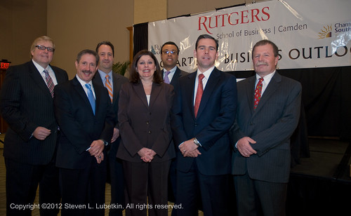 Rutgers Quarterly Business Outlook 1Q2012