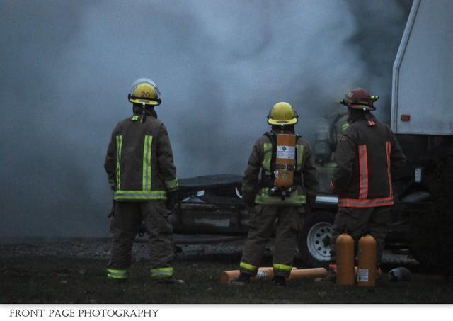 C-K Fire, 18795 Erieau Rd. 3rd Alarm