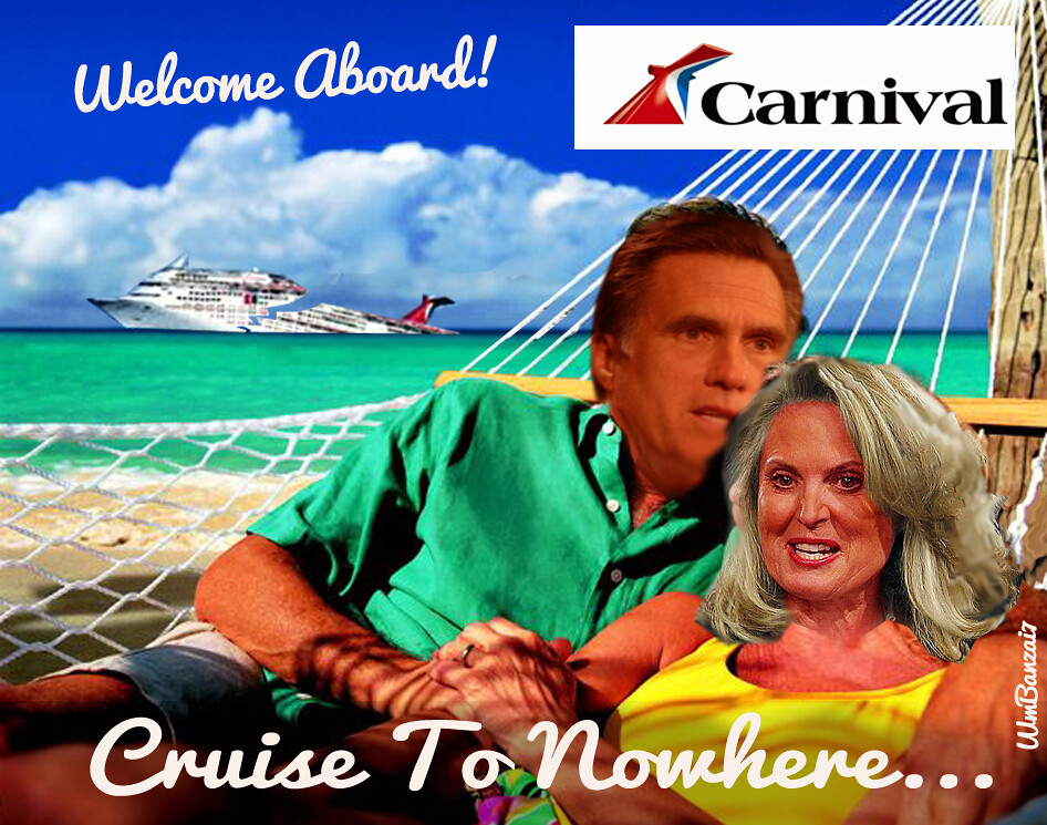ROMNEY'S CRUISE TO NOWHERE