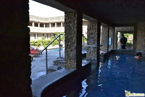 thermal baths circuit package