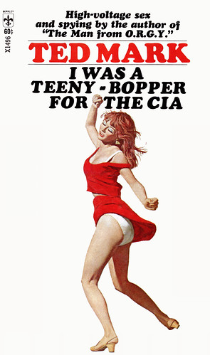 I Was a Teeny-Bopper for the CIA