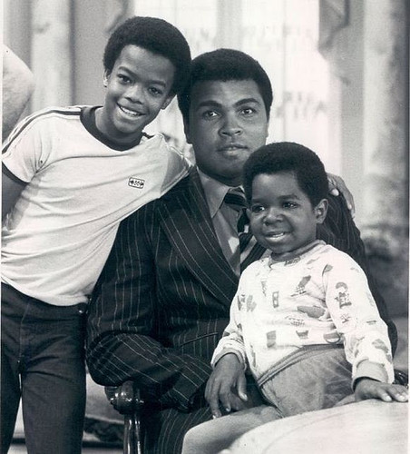 Gary Coleman and Todd Bridges