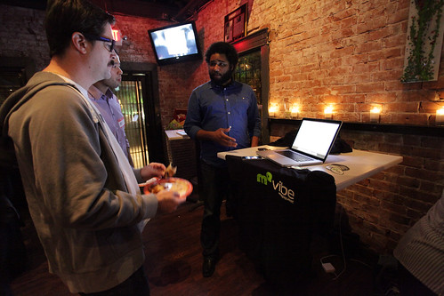 Tech Cocktail's Phoenix Mixer