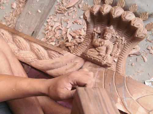 Wooden Handicrafts Of Nepal Deep Handicraft Nepal Fine Wooden