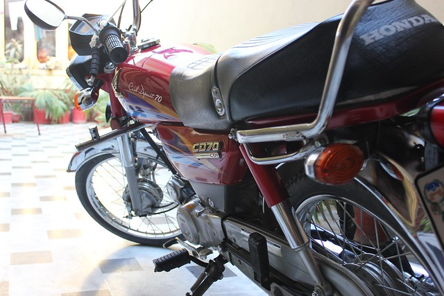 My Bike after 4 Years - 6781026949 9e5a20cda2 z
