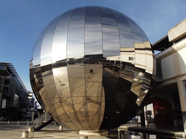 Bristol Planetarium, At-Bristol